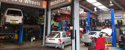 Franks Automotive Workshop